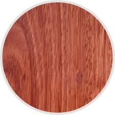 Polished Jarrah