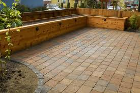 Restored Brick Paving